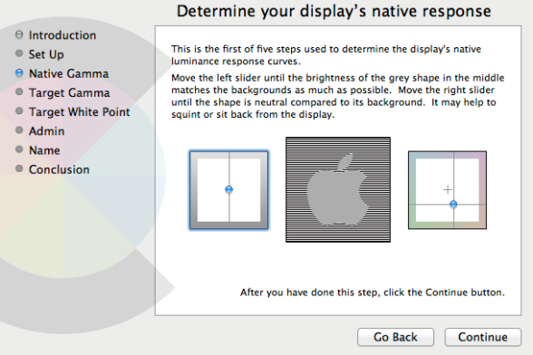 Highs and Lows of Calibrating and Profiling Mac screens